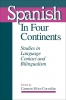 9780878406494 : spanish-in-four-continents-silva-corvalan