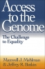 9780878406784 : access-to-the-genome-mehlman-botkin