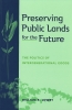 9780878407026 : preserving-public-lands-for-the-future-lowry