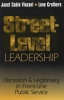 9780878407057 : street-level-leadership-denhardt-crothers