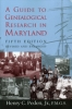 9780938420729 : a-guide-to-genealogical-research-in-maryland-5th-edition-peden