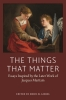 9780997220506 : the-things-that-matter-geibel