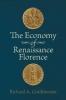 9781421400594 : the-economy-of-renaissance-florence-goldthwaite