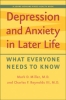 9781421406299 : depression-and-anxiety-in-later-life-miller-reynolds