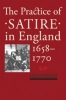 9781421408163 : the-practice-of-satire-in-england-1658-1770-marshall