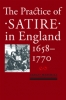 9781421408170 : the-practice-of-satire-in-england-1658-1770-marshall