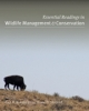 9781421408187 : essential-readings-in-wildlife-management-and-conservation-krausman-leopold