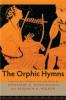 9781421408828 : the-orphic-hymns-athanassakis-wolkow