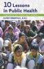 9781421409047 : ten-lessons-in-public-health-sommer