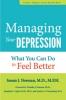 9781421409481 : managing-your-depression-noonan-petersen-alpert