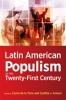 9781421410098 : latin-american-populism-in-the-twenty-first-century-de-la-torre-arnson