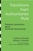 9781421410135 : transitions-from-authoritarian-rule-o-donnell-schmitter-whitehead