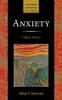 9781421410807 : anxiety-horwitz