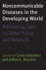 9781421412924 : noncommunicable-diseases-in-the-developing-world-galambos-sturchio