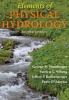 9781421413730 : elements-of-physical-hydrology-2nd-edition-hornberger-wiberg-raffensperger