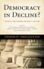 9781421418186 : democracy-in-decline-diamond-plattner-rice