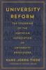 9781421418261 : university-reform-tiede