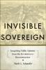 9781421418704 : invisible-sovereign-schmeller
