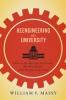 9781421418995 : reengineering-the-university-massy