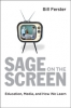 9781421421261 : sage-on-the-screen-ferster