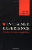 9781421421650 : unclaimed-experience-20th-edition-caruth