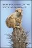 9781421422107 : keys-for-identifying-mexican-mammals-2nd-edition-alvarez-castaneda-alvarez-gonzalez-ruiz