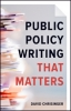 9781421422268 : public-policy-writing-that-matters-chrisinger