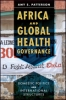 9781421424514 : africa-and-global-health-governance-patterson