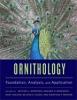 9781421424729 : ornithology-morrison-rodewald-voelker