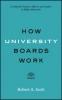 9781421424941 : how-university-boards-work-scott