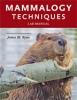 9781421426075 : mammalogy-techniques-lab-manual-ryan