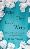 9781421427119 : why-they-cant-write-warner