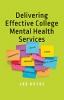 9781421428857 : delivering-effective-college-mental-health-services-keyes