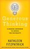 9781421429465 : generous-thinking-fitzpatrick