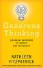 9781421429472 : generous-thinking-fitzpatrick