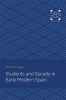 9781421430522 : students-and-society-in-early-modern-spain-kagan