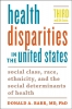 9781421432571 : health-disparities-in-the-united-states-3rd-edition-barr