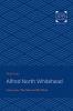 9781421433486 : alfred-north-whitehead-lowe