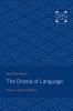 9781421434971 : the-drama-of-language-burckhardt