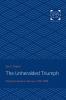 9781421435244 : the-unheralded-triumph-teaford
