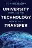 9781421437057 : university-technology-transfer-hockaday