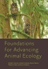 9781421439198 : foundations-for-advancing-animal-ecology-morrison-brennan-marcot