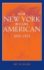 9781421439235 : how-new-york-became-american-1890-1924-2nd-edition-blake