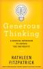 9781421440057 : generous-thinking-fitzpatrick
