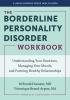 9781421440330 : the-borderline-personality-disorder-workbook-ducasse-brand-arpon-duncan