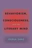 9781421440859 : behaviorism-consciousness-and-the-literary-mind-gang