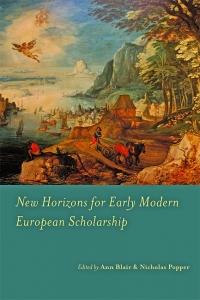 9781421440941 : new-horizons-for-early-modern-european-scholarship-blair-popper