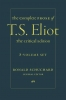 9781421441061 : the-complete-prose-of-t-s-eliot-the-critical-edition-eliot-schuchard