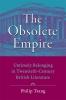 9781421441375 : the-obsolete-empire-tsang