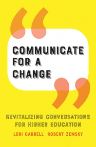 9781421441740 : communicate-for-a-change-carrell-zemsky